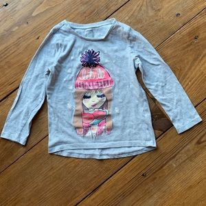 5 for $15 Gymboree long sleeve t shirt size 5/6